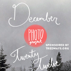 December Photo Project 2012